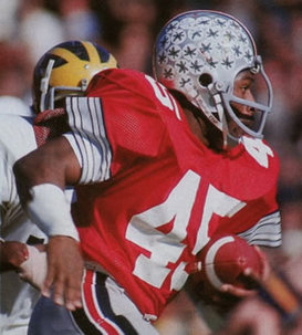 Archie Griffin rushing record